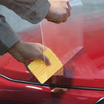 clear paint protection film