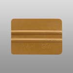 gold application squeegee